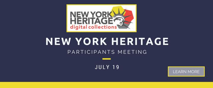 New York Heritage Meeting