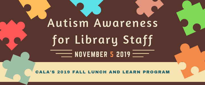 Autism Awareness for Library Staff