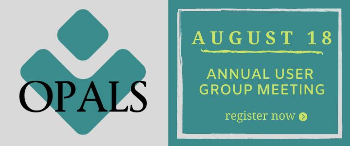 2020 OPALS User Group Meeting