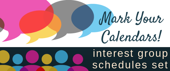 interest group calendar